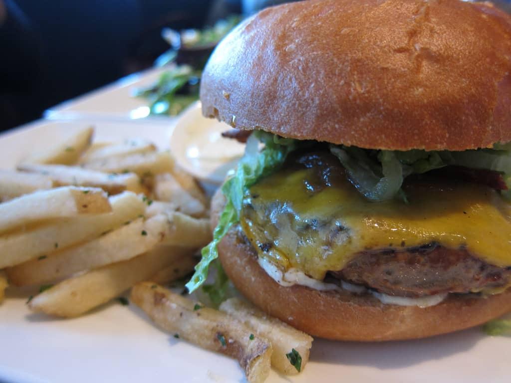 San Francisco's Best Cheeseburgers - marlowe burger