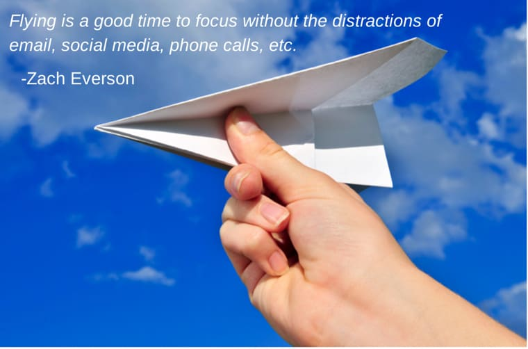 Flying-is-a-good-time-to-focus