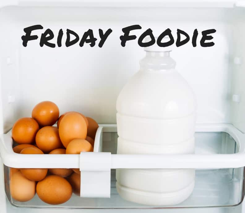 Friday Foodie on Misadventures with Andi