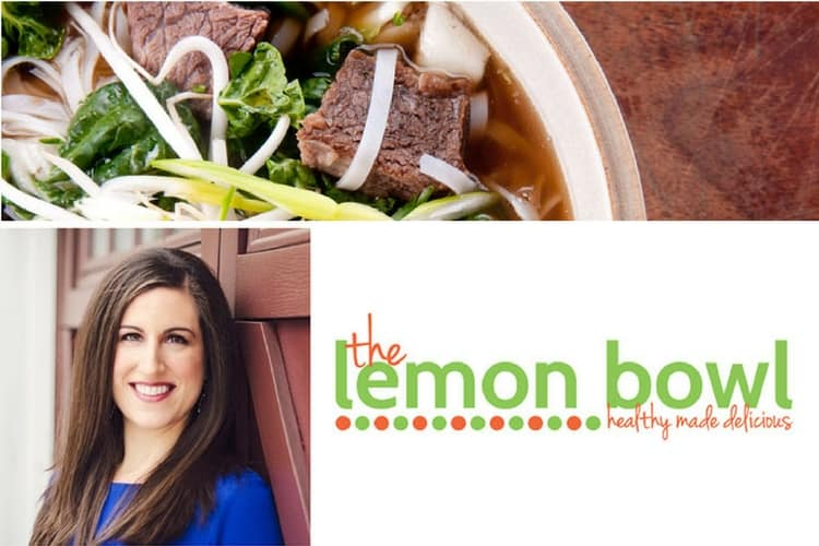 Friday Foodie – Liz of The Lemon Bowl