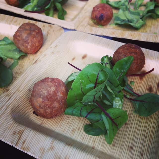 Corks and Forks -Taro-Croquette