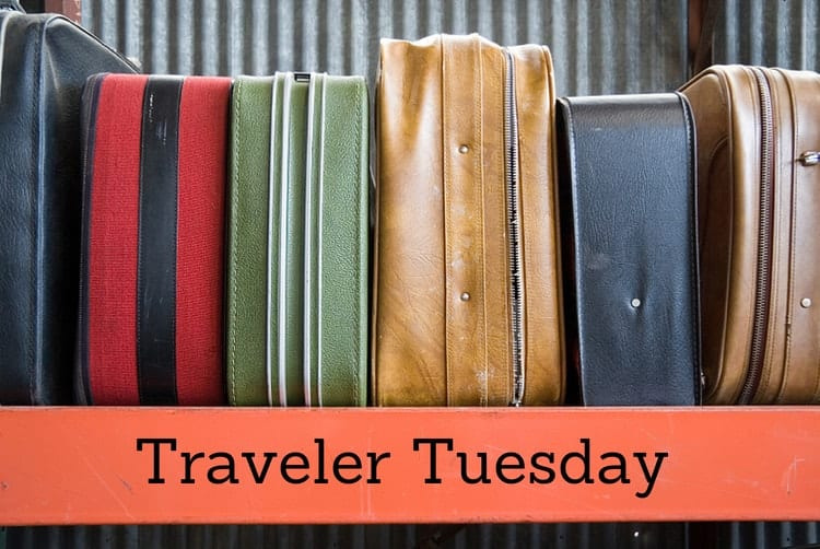 Traveler-Tuesday