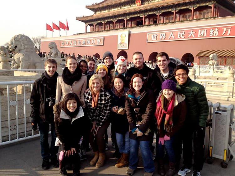 Travel blogger interview - Richelle of Adventures Around Asia