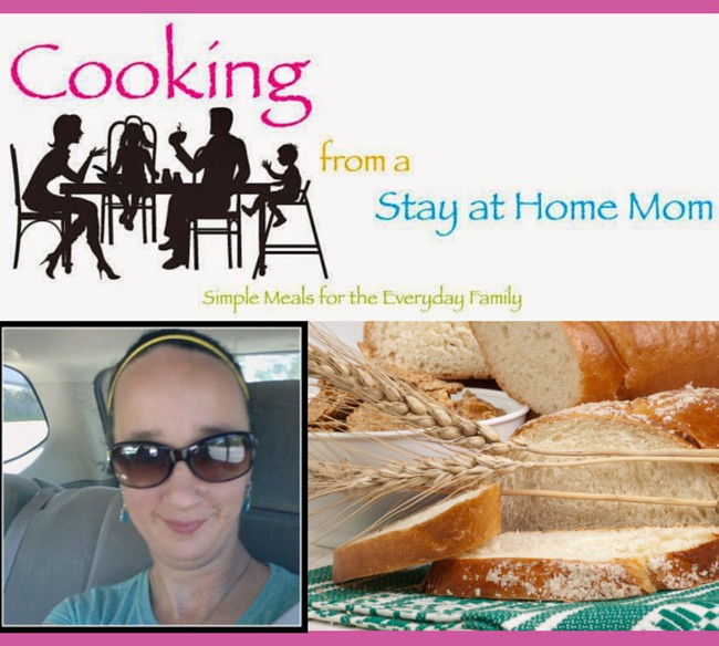 Food blogger - Alyssa of Cooking from a Stay at Home Mom