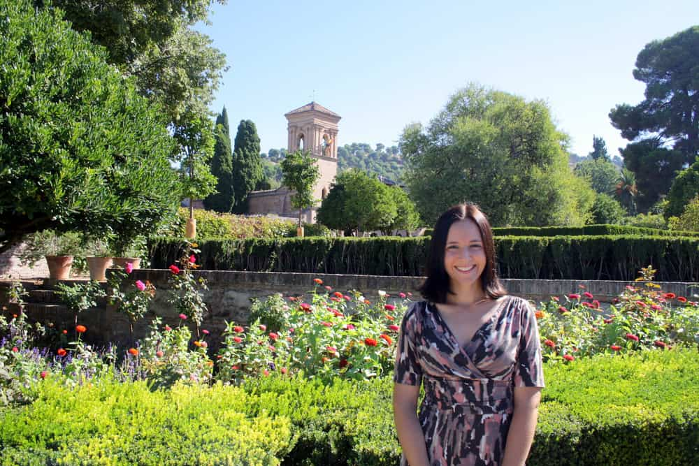 Travel blogger - Lauren of Spanish Sabores