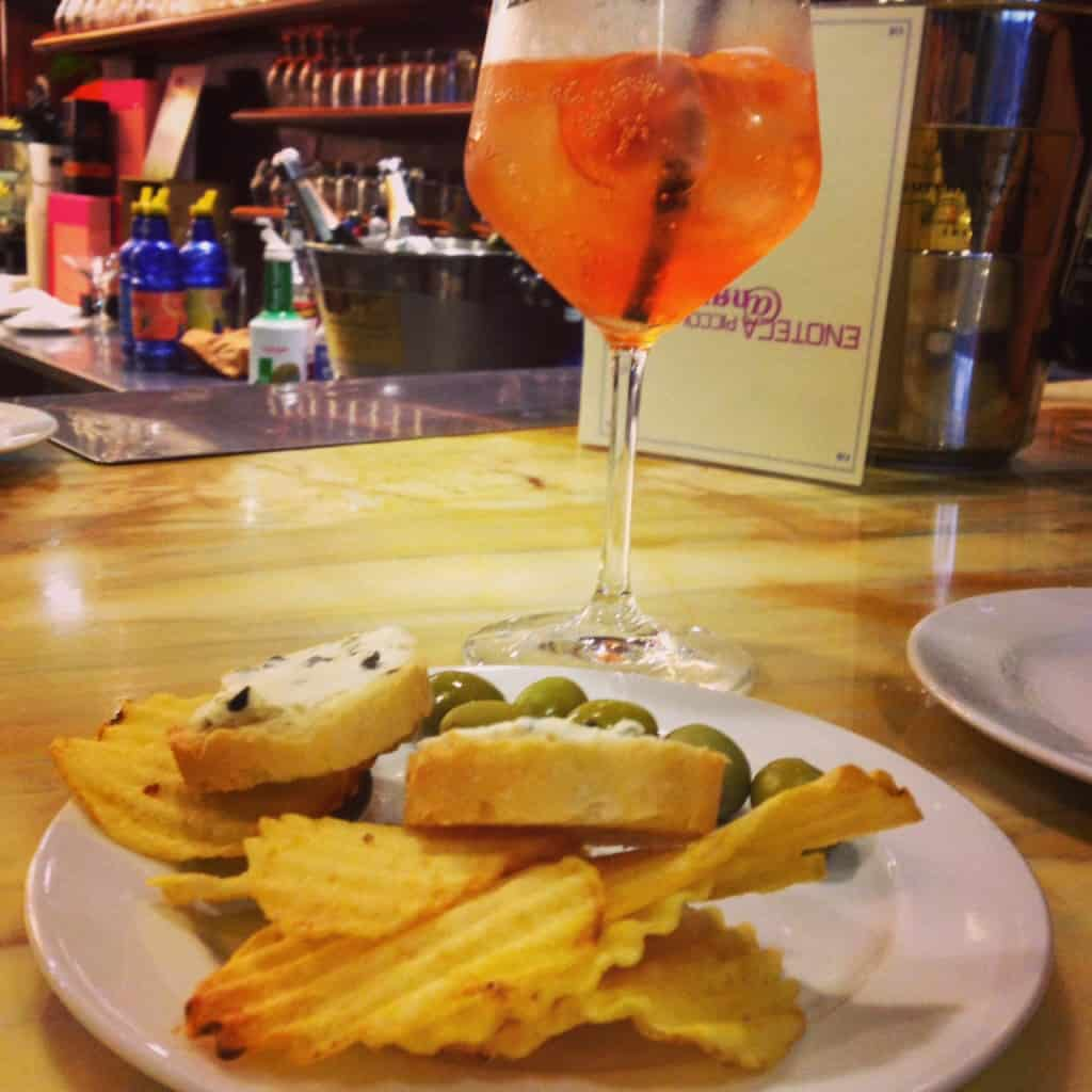 Spritz in Florence