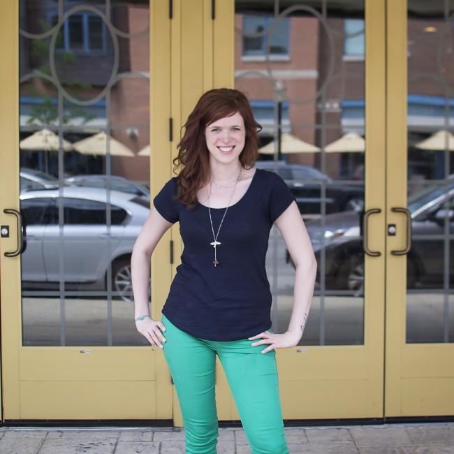 Food blogger Stephie Cooks