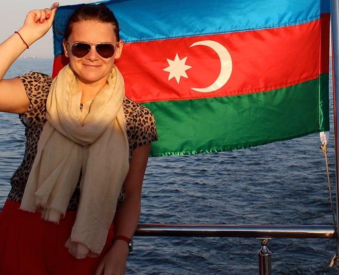 Travel blogger - Marysia of My Travel Affairs