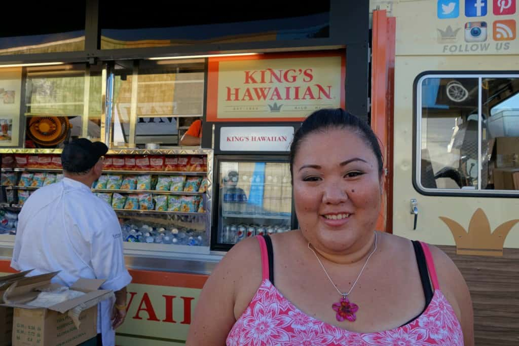 Courtney-Taira-Kings-Hawaiian Food Truck