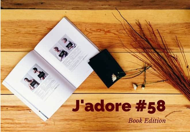 J' adore # 58 Book Edition