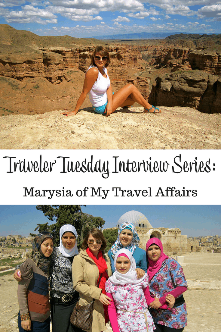 Marysia of My Travel Affairs