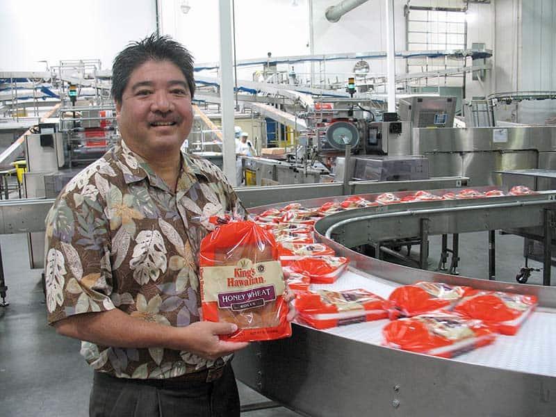 Kings Hawaiian Mark Taira