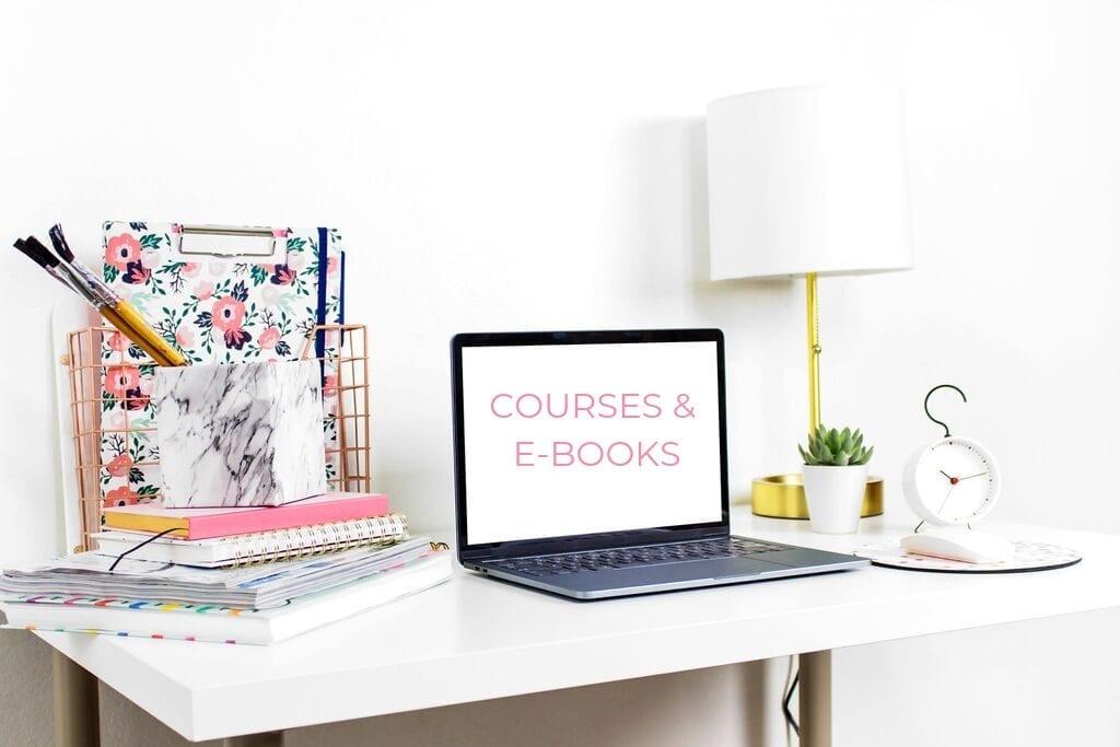 COURSES & E-BOOKS