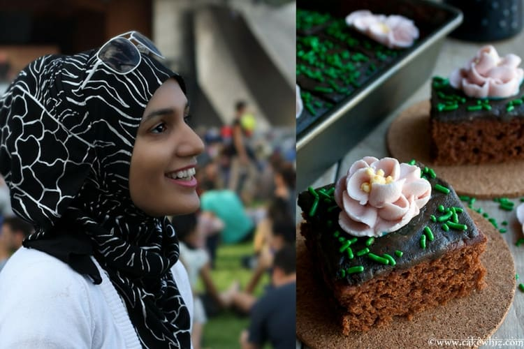 Friday Foodie – Abeer of Cake Whiz
