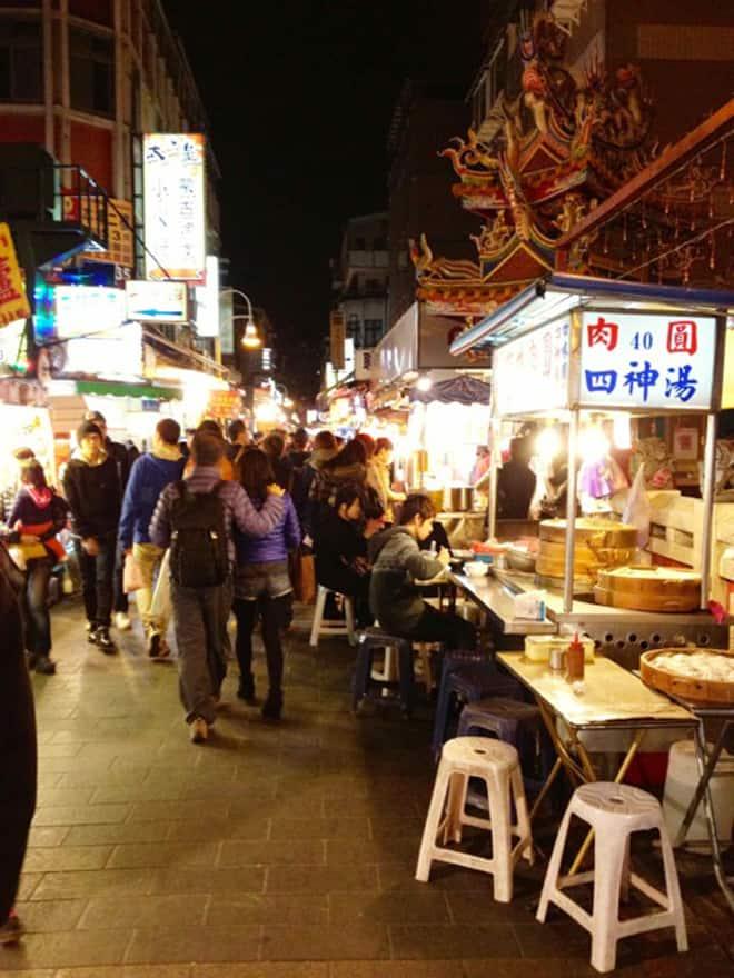 Shilin Markets Taipei, Taiwan
