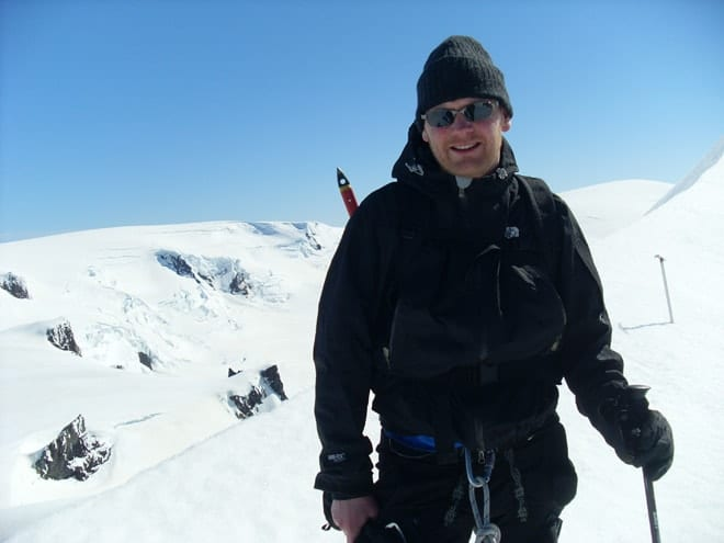 Travel-blogger Jón of Stuck in Iceland