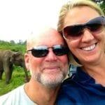 Travel bloggers Vagrants of The World- Sri Lanka safari.jpg