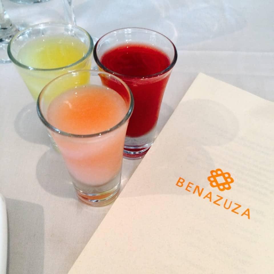 Mexico with molecular gastronomy Benazuza