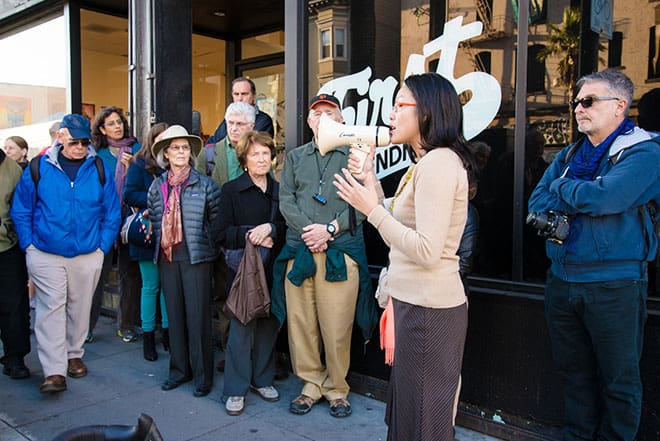 Things To Do in San Francisco in the Winter Walking Tour
