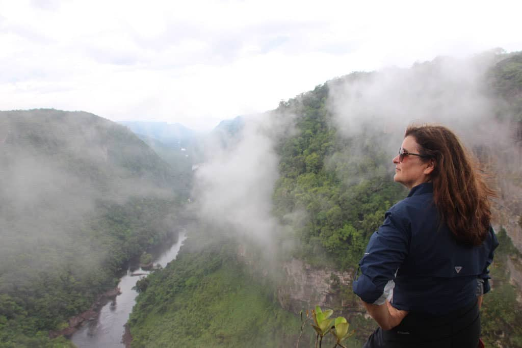 Traveler Tuesday Travel Blogger Interview - Cacinda of Points and Travel in Guyana