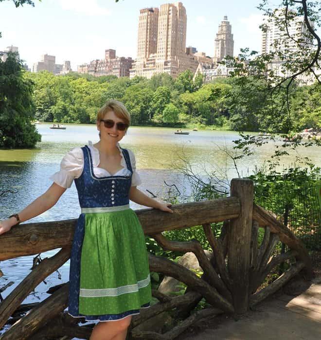 Travel Blogger - Viktoria of Chronic Wanderlust