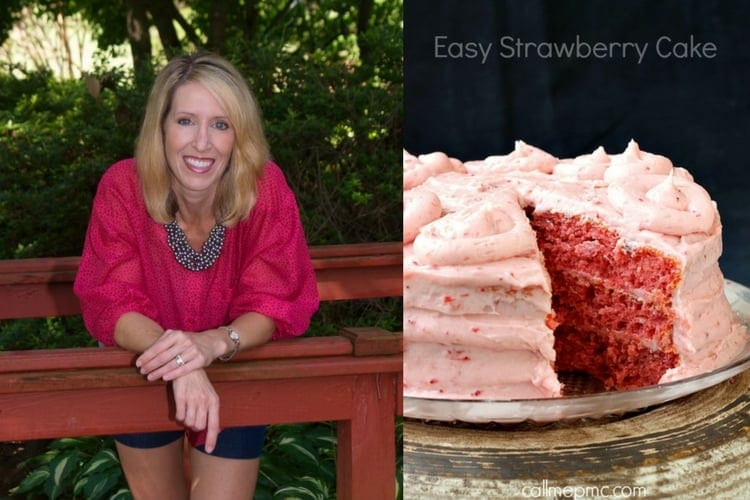 Friday Foodie – Paula of Call Me PMc