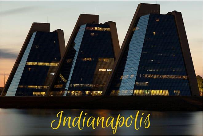 Indianapolis-Pyramids