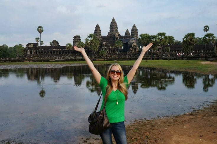 Travel blogger - Karisa of Flirting with the Globe