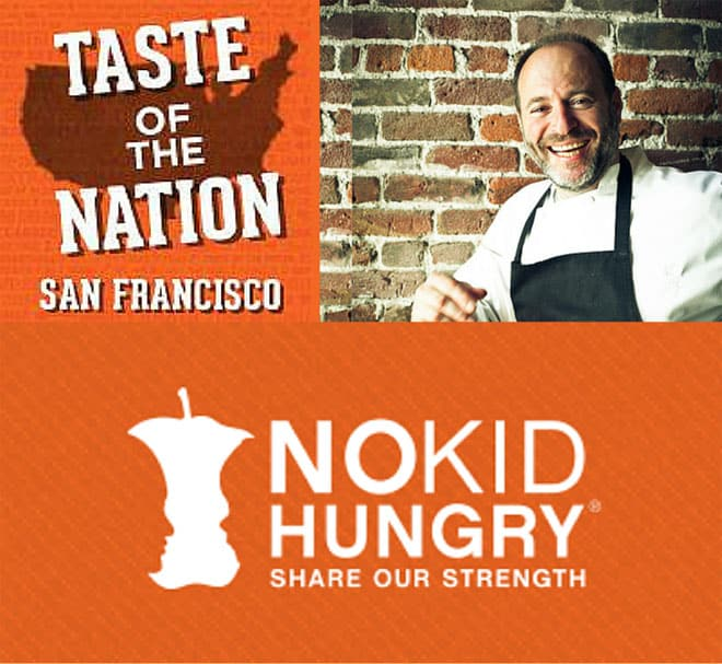 Taste of the Nation SF