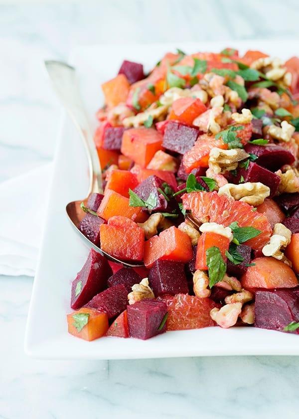Food blogger - Bree Hester--roasted-beet-orange-salad_17