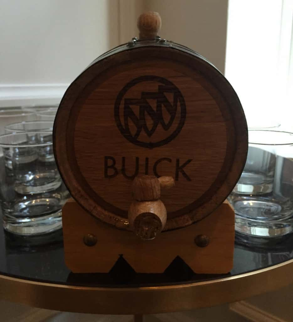 Spoke & Steele Indianapolis - Buick-Barrel