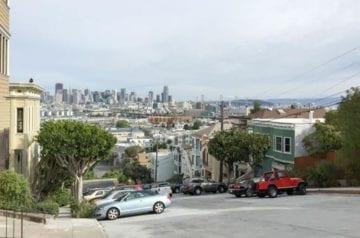 San Francisco Portrero-Hill