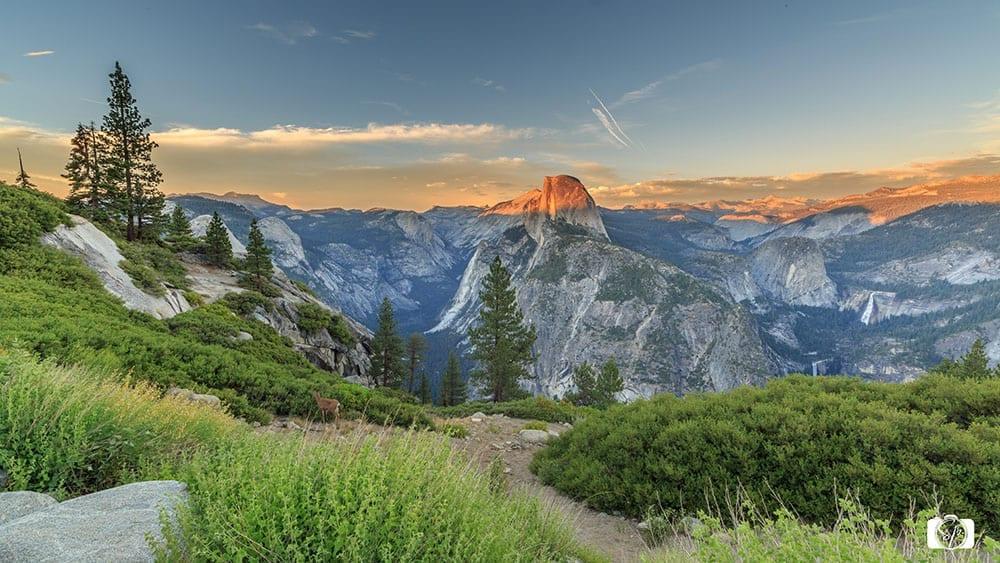 Yosemite at Dusk
