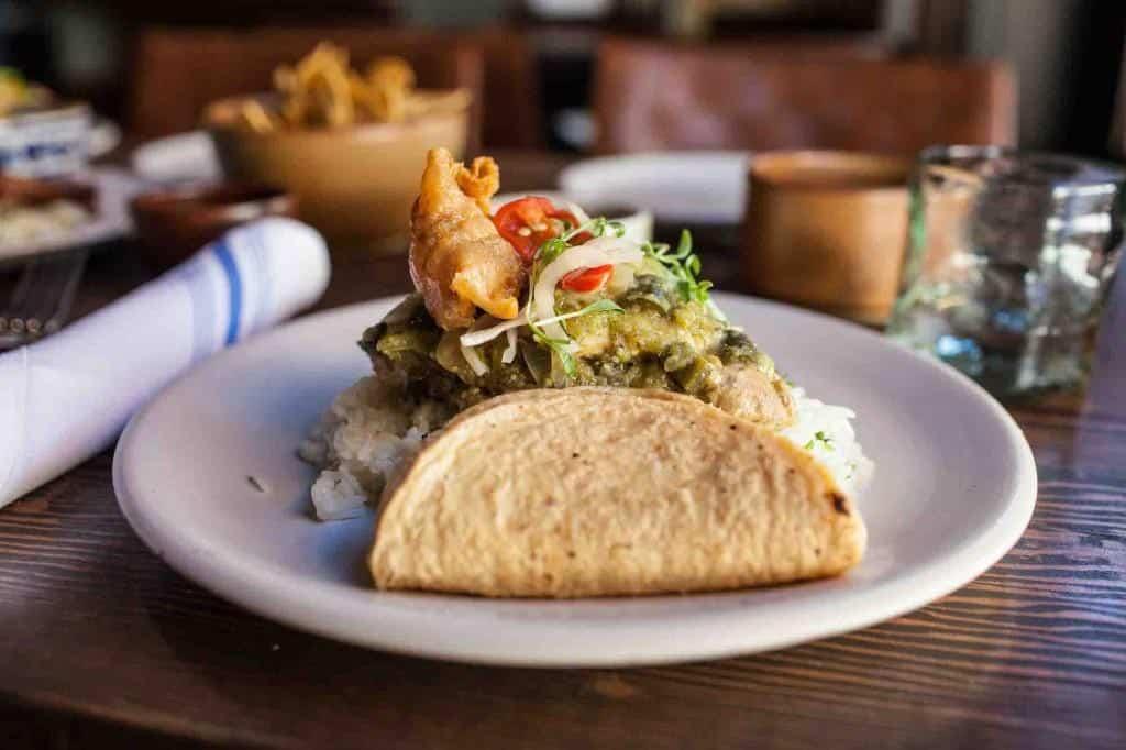 Mexican Restaurants in San Francisco - Arguello