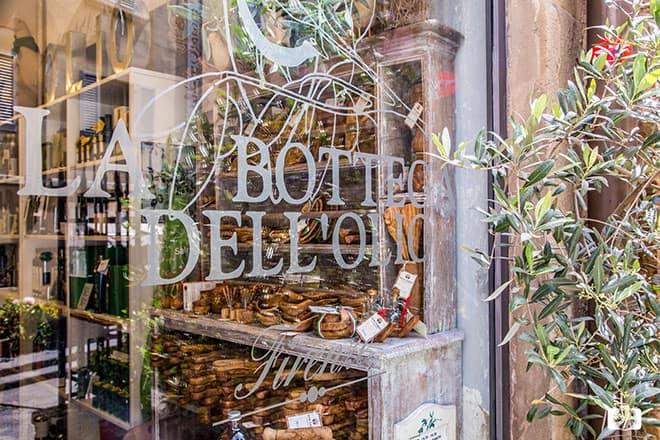 La Bottega Dell'Olio Florence