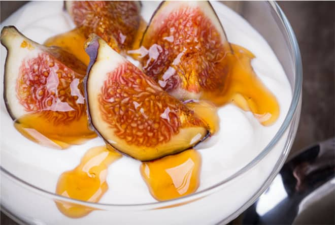 Mountain High Yoghurt Honey Fig