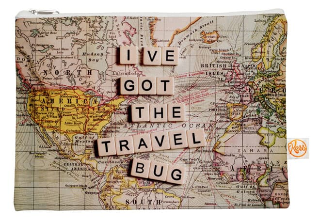 Sylvia-Cook-Travel-Bug-Map-Everything-Bag