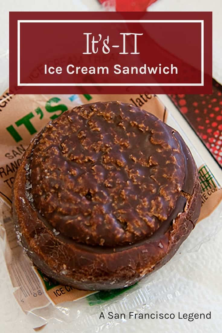 It's-IT ice cream sandwich