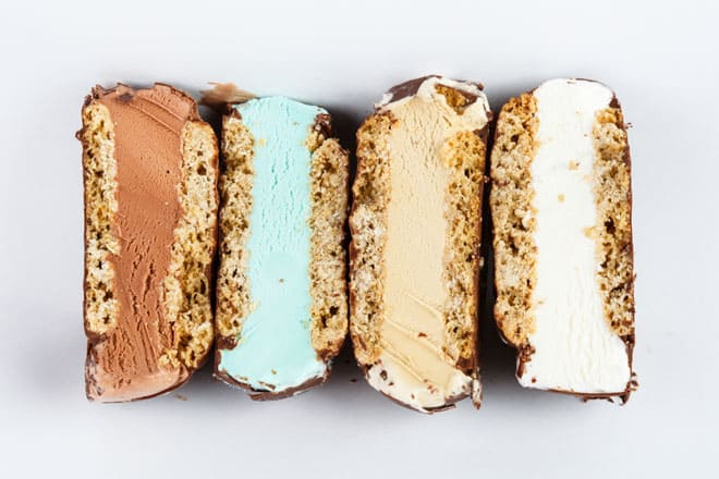 It's-It Ice Cream Sandwiches