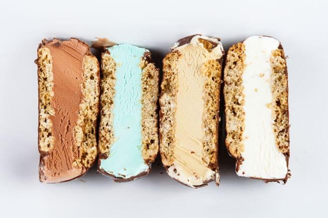 It's-It Ice Cream Sandwiches