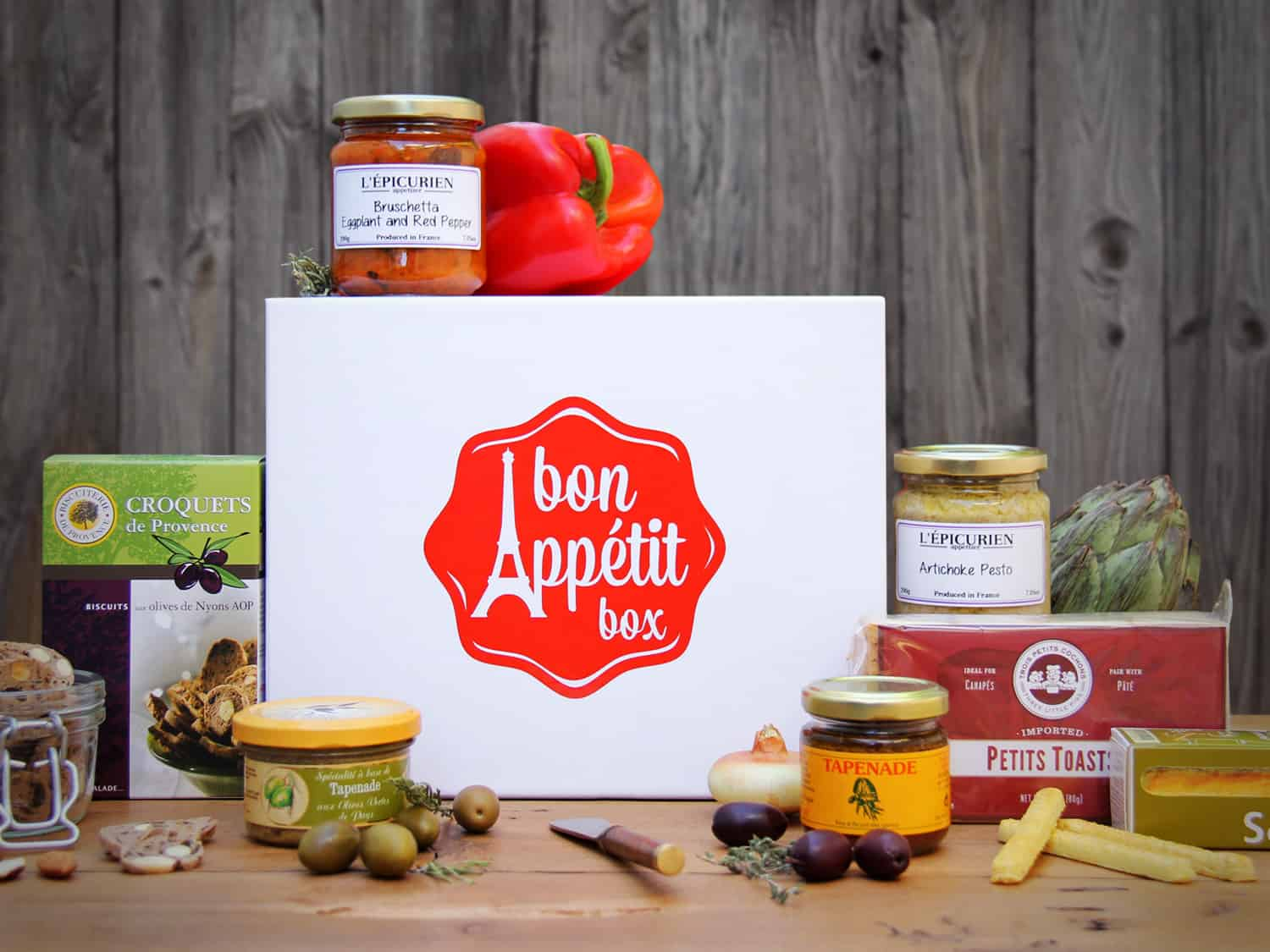 Gift Guide for the Francophile in Your Life - Bon Appetit Box Provence