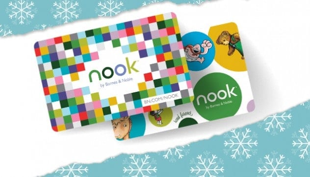 Give NOOK gift card