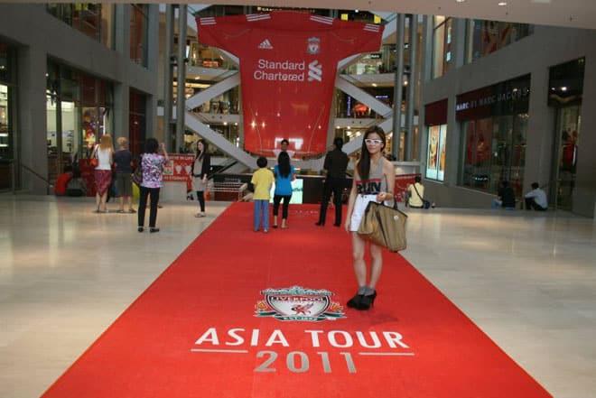 Trisha-Asia-Tour