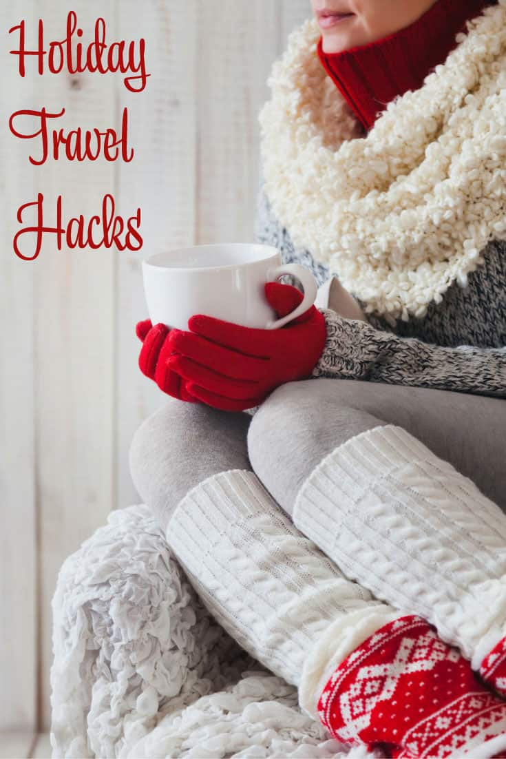holiday travel hacks