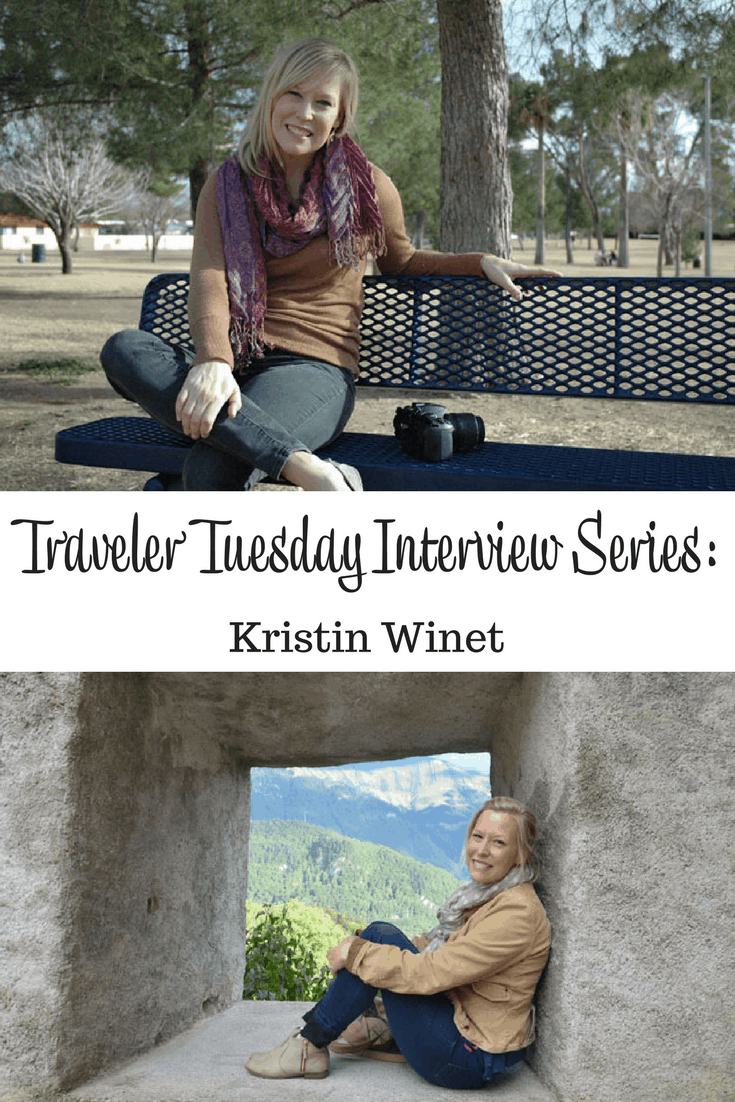 Traveler Tuesday Travel Blogger Interview with Kristin Winet