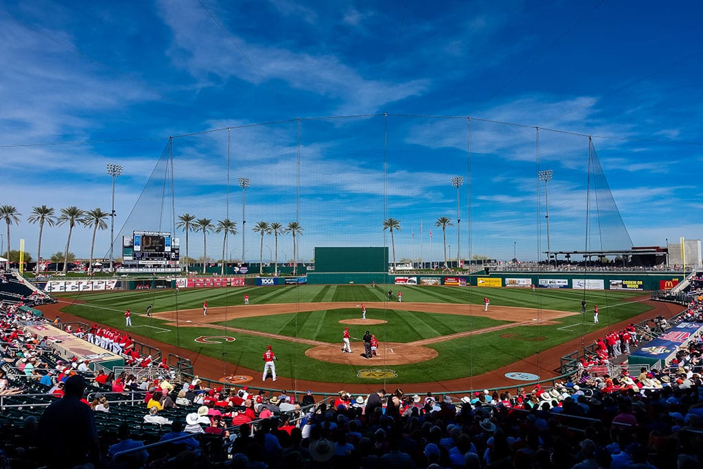 Arizona Spring Training