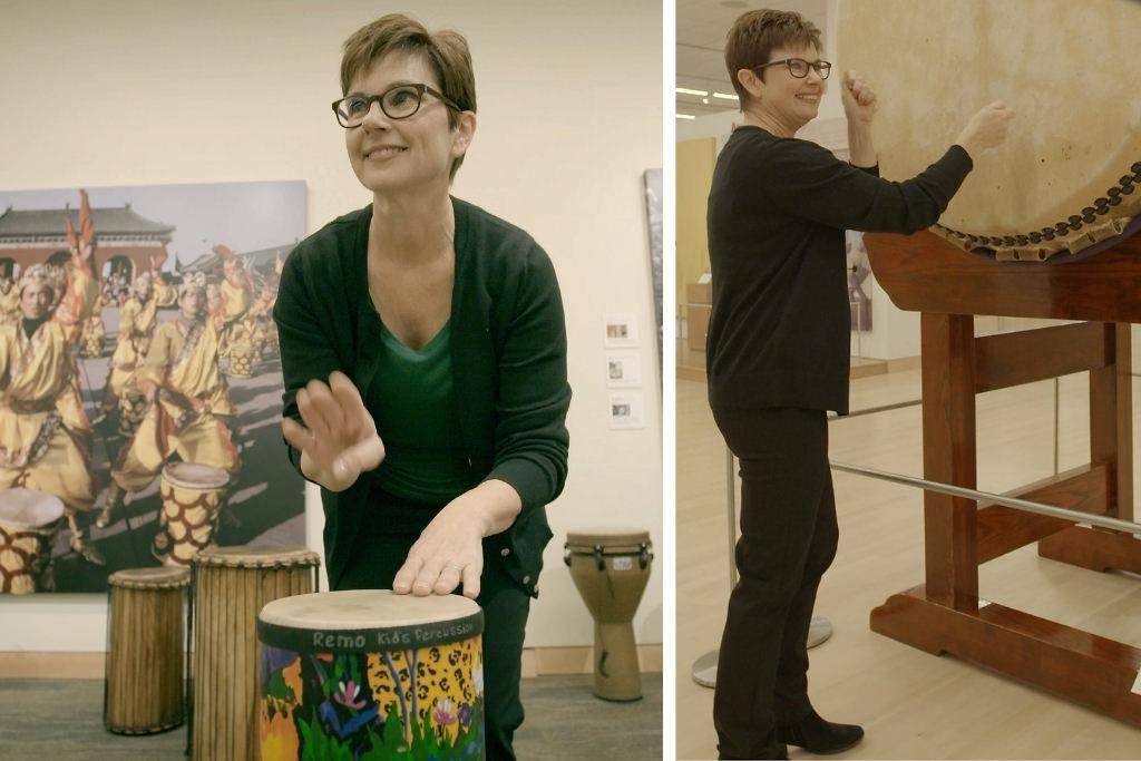 Musical Instrument andi at the museum phoenix arizona