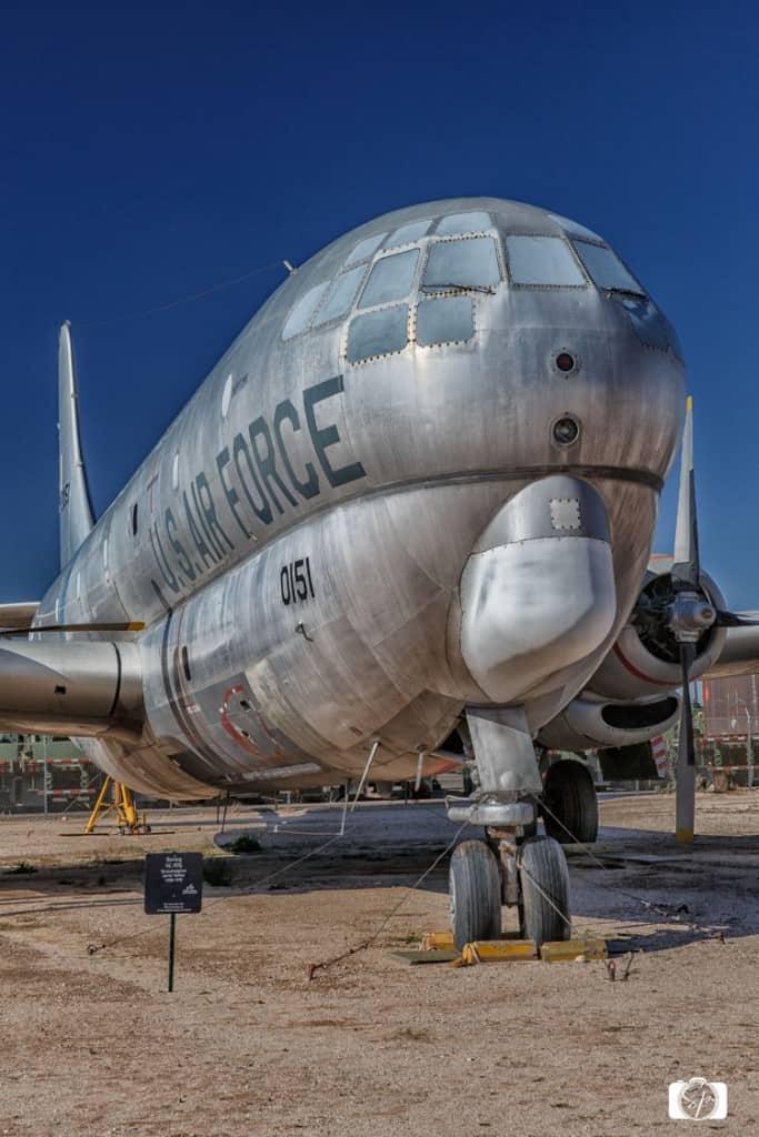 Pima Air Space Museum-Air-Force-Plane
