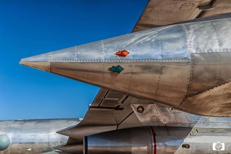 Pima Air Space Museum-Plane-Details-Nose