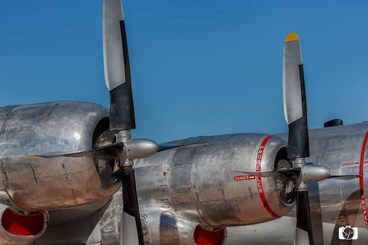 Pima Air Space Museum-Plane-Details-Propeller